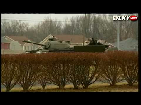Tanks Moving From Ft. Knox To Georgia