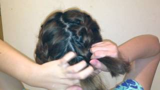 短髮女孩的可愛編髮 vol 2