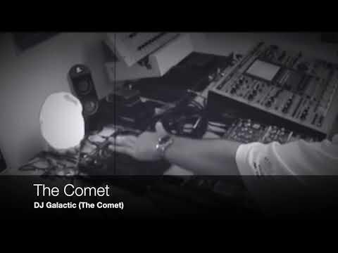 DJ Galactic - The Comet MC909 vs Korg EMX live Jam