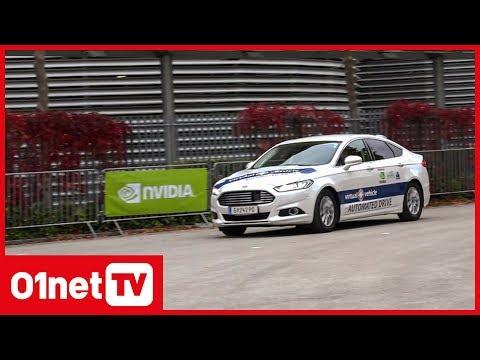 Virtual Vehicle, la conduite autonome avec un minimum d'équipement