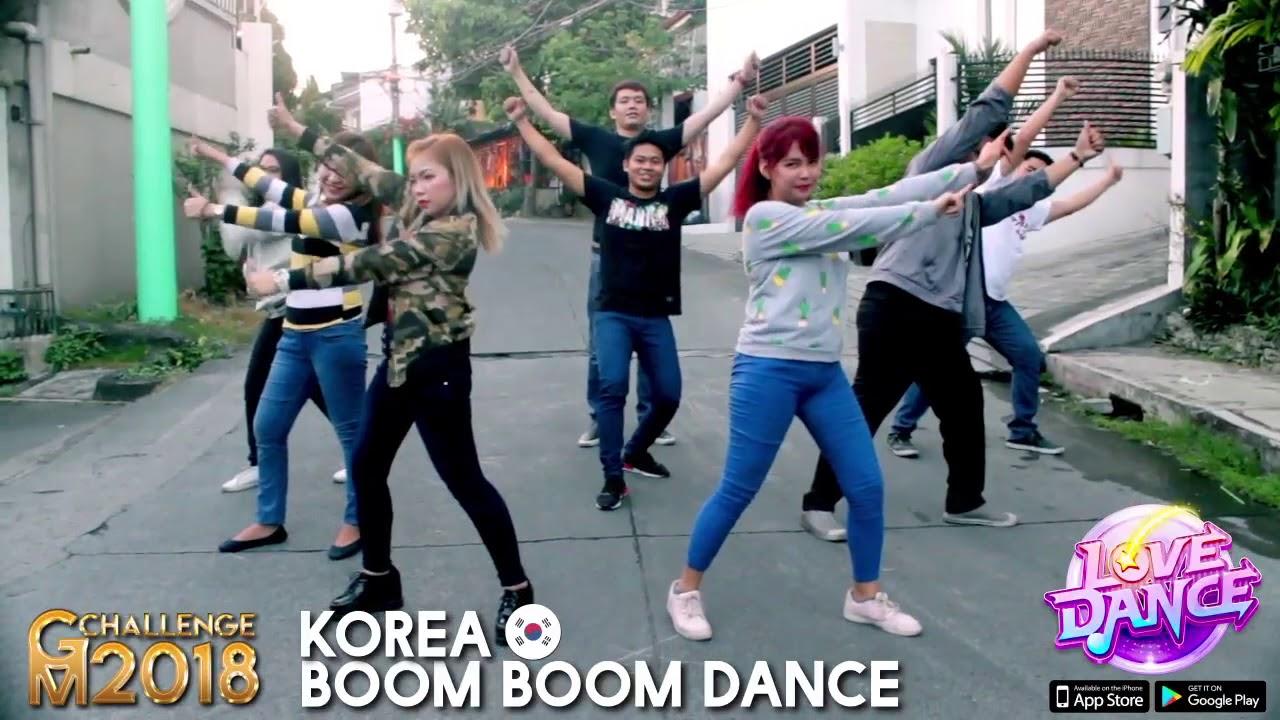 BBOOM BBOOM: Love Dance GM Challenge 2018