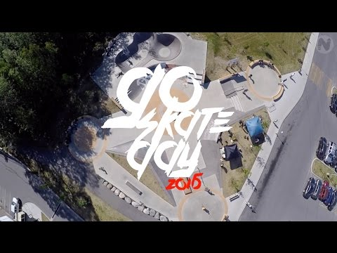 GO SKATE DAY 2016 NBS X WEST49 AT KANATA SKATEPLAZA - OTTAWA, CANADA
