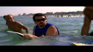 KENNY POWERS GOES SURFING