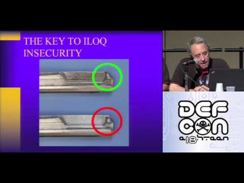 DEF CON 18 - Panel - Insecurity Engineering of Physical Security Systems: Locks, Lies, and Videotape