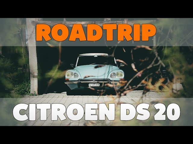 Ausfahrt nach Frankreich • Classic Roadtrip ✘ CaliSpielt