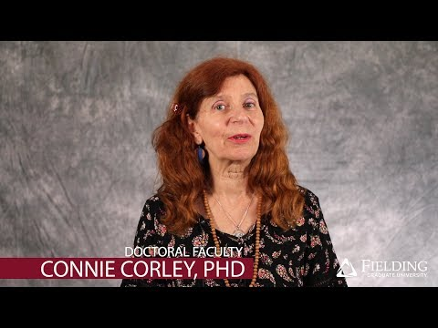 Fielding Graduate University | Doctoral Faculty | Connie Corley, PhD