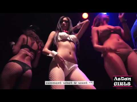 asean sexy girl in club partty