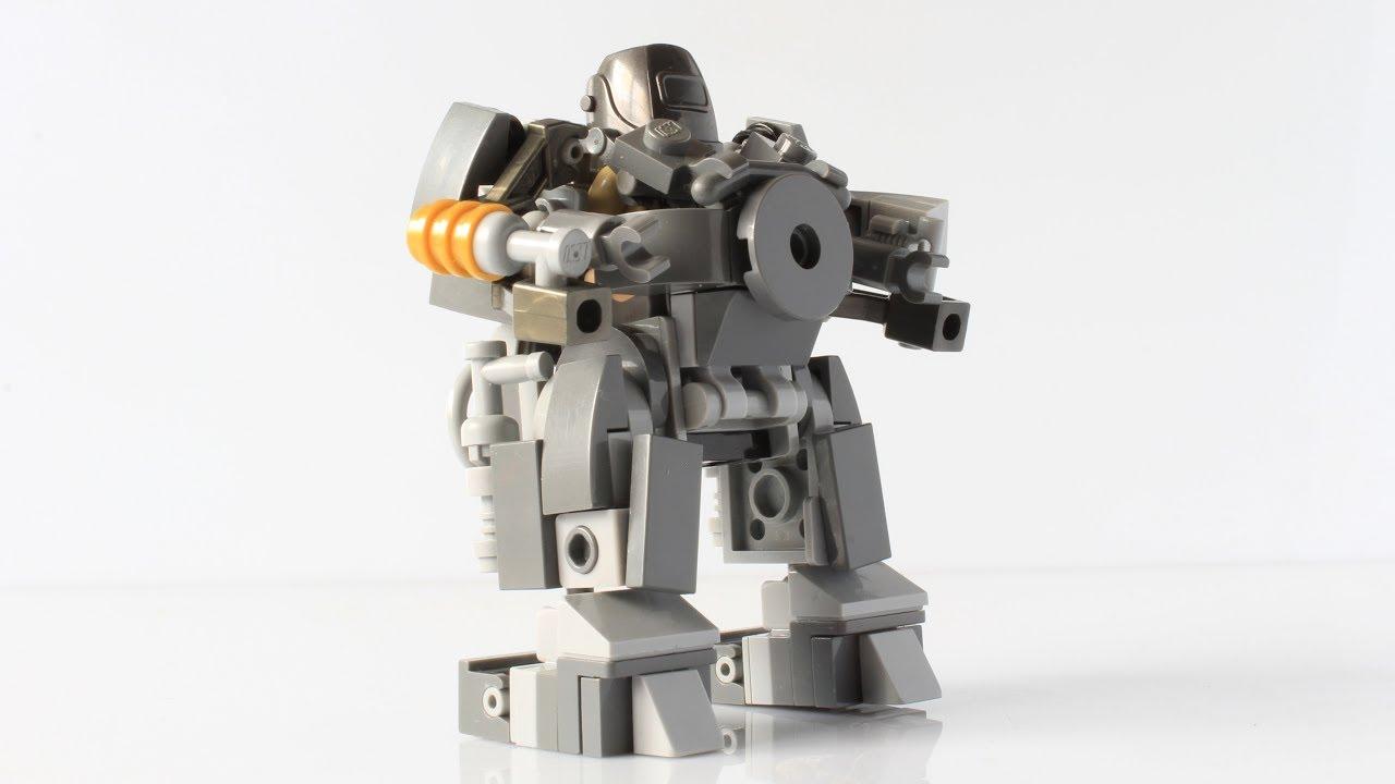 How To Draw Lego Iron Man Mark 85