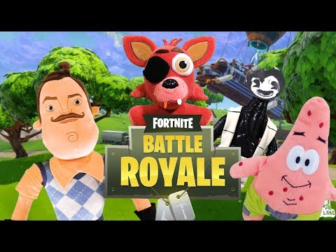 FNAF Plush – Fortnite 2 Team Battle (Battle Royale)