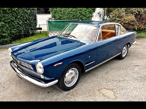 fiat 2300 s coup model year 1962 youtube. Black Bedroom Furniture Sets. Home Design Ideas