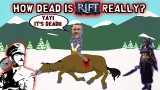Video How dead is RIFT really?!? (Beating a dead horse)! | Trion Worlds' RIFT - Free to Play MMORPG 2017 download MP3, 3GP, MP4, WEBM, AVI, FLV Januari 2018