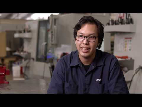 Great Oaks Adult Workforce Development - CNC Advanced Manufacturing