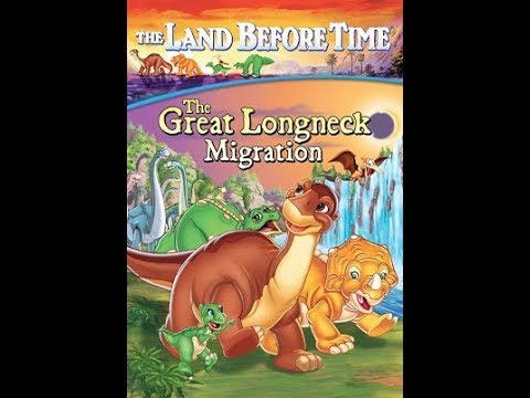 land before time the great longneck migration script