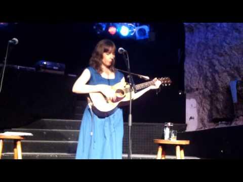 Eleni Mandell live - Snake Song - at Milla in Munich 2013-01-25