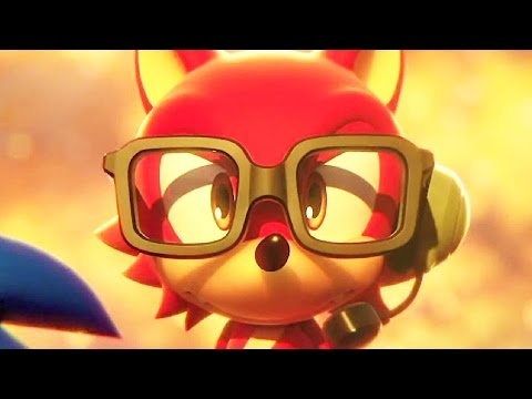 Generate SONIC FORCES New Gameplay Trailer 2017 (PS4 Switch Xbox One PC) Images