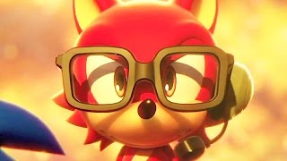 SONIC FORCES New Gameplay Trailer 2017 (PS4 Switch Xbox One PC)