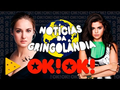 "Shailene Woodley presa, Selena Gomez fora da rehab e ""disfarce"" do Justin Bieber"