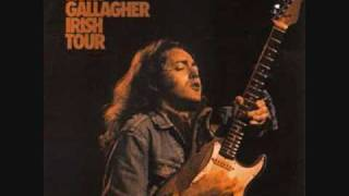 Rory Gallagher-Walk on Hot Coals Pt.2 [Irish Tour 74]