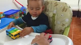 Mi anhelado juguete Tayo Tayo