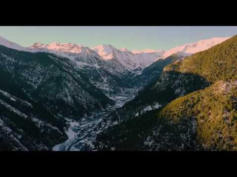 Andorra - Erts Mountains | Aerial Drone Videos 4K | DJI Mavic Pro | Winter 2018