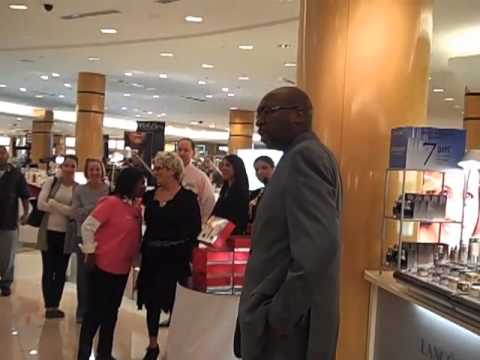 Random Act of Culture at Belk Southpark Mall - Opera Carolina
