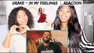 Baixar Drake - In My Feelings   REACTION