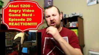 Atari 5200 - Angry Video Game Nerd - Episode 20 REACTION!!!