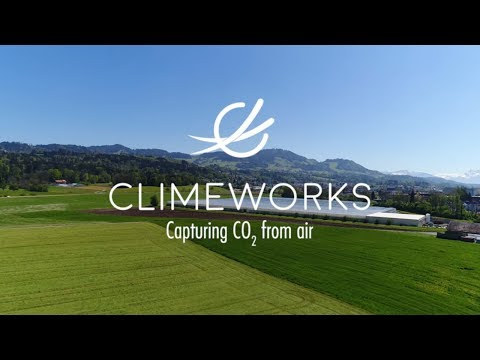 Climeworks makes history with world-first commercial CO2 capture plant