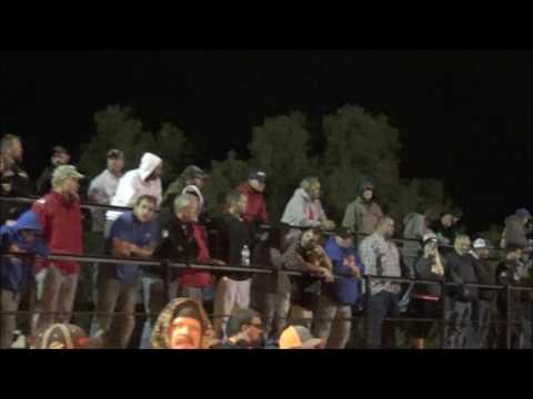 Salina Speedway *Mid America Clash 4* Long McArthur IMCA Modified A Feature 10-1-12 2:15am