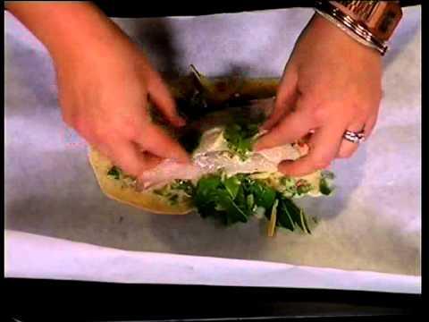 Recipe- Asian Fish Parcels (8 July 2014)