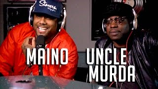 maino uncle murda talk to yellow tape lil kim ig hacked wanting to hijack summer jam stage