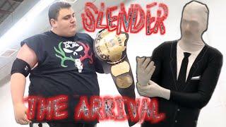 Big Boy Guarantees Victory vs Slenderman - Christmas Gift Challenge