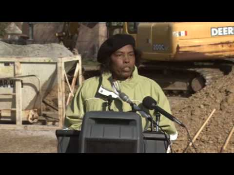 OETA EXTRA Video on North Tulsa Retail Groundbreaking 12/04/09