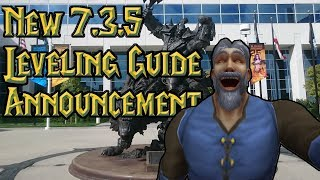 WoW Teaser - New and Improved 7.3.5 Leveling Guide