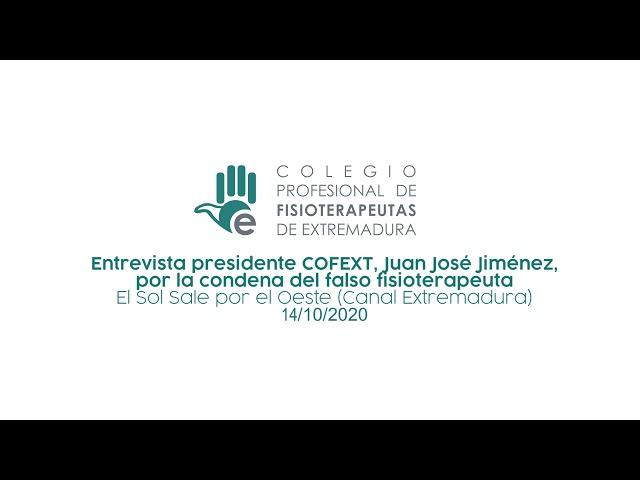 Condenado un falso fisioterapeuta - Canal Extremadura Radio