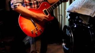 ギターはほんとにいろいろなパターの奏法をとりいれないと マンネリ!電...