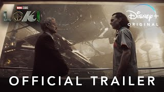 Marvel Studios' Loki | Official Trailer | Disney+
