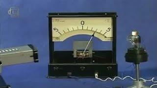 Опыты по физике. Устройство и действие вакуумного фотоэлемента