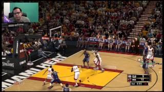 NBA 2K13 ~ Celebrity game Wii U version