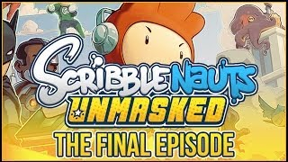 Scribblenauts Unmasked | The Final Episode | ...Dinosaur Man?