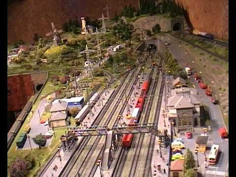 Цифровой макет железной дороги