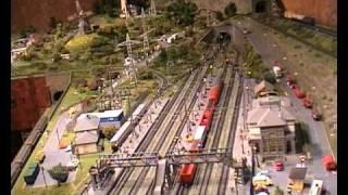 Цифровой макет железной дороги (TT,