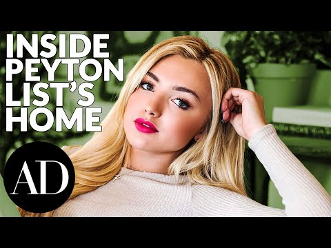 Disney Star Peyton List s Off Her First Ever Home  Architectural Digest