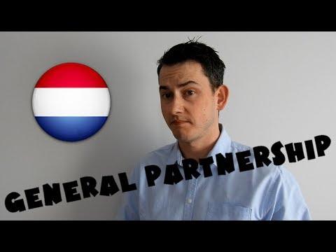 Netherlands #20 - General Partnership