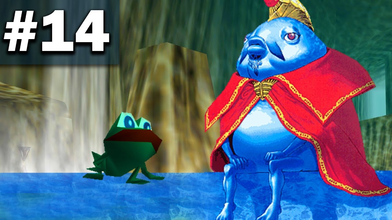Zelda: Ocarina of Time Randomizer - Part 14 (Eyeball Frog)