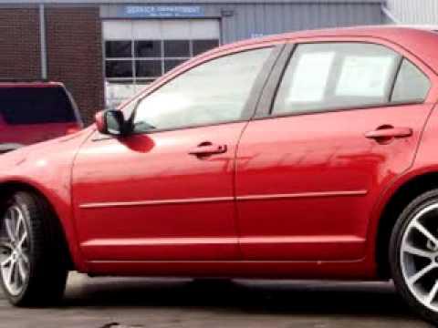 2009 Ford Fusion Se Roberts Motors Youtube