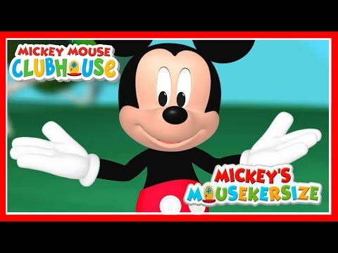 Mickey Mousekersize Moves - Mickey Mouse Clubhouse Game - Disney Junior Games For Kids