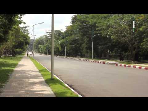 Burma Polishes Rangoon University for Obama's Historic Visit