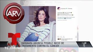 Dayanara Torres comenzó tratamiento para el cáncer | Al Rojo Vivo | Telemundo