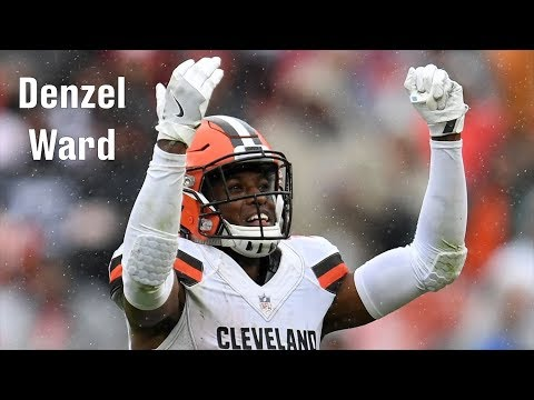 [OC] Film Room: Denzel Ward is already playing like an elite cornerback | An analysis of over 200 snaps from his rookie season (10:26)